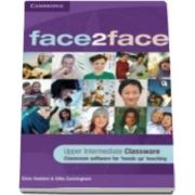 Chris Redston - Face2Face Upper Intermediate Classware DVD-ROM (Single Classroom) - Pentru clasa a XII-a L2