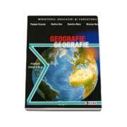 Geografie. Manual pentru clasa a X-a (Pompiliu Cocean)