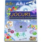 Jocuri pentru dezvoltarea inteligentei (Valentina Stefan Caradeanu)