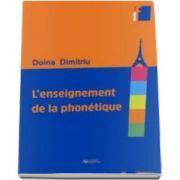 L enseignement de la phonetique - Dimitriu Doina