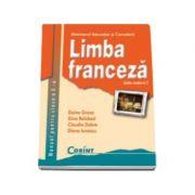 Limba franceza L2 manual pentru clasa a X-a - Doina Groza