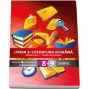 Limba si literatura romana caiet de Antrenament si Aprofundare pentru clasele a VIII-a si a IX-a (Mihaela Popa)