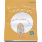 Limba si literatura romana caiet de lucru pentru clasa a III-a - Madalina Stan
