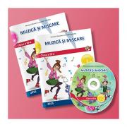Muzica si miscare. Manual pentru clasa a III-a - Semestrele I si II - Contine editia digitala (Mirela Rizea Marinescu)