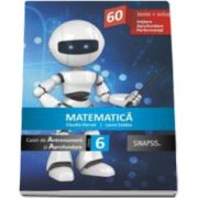 Matematica caiet de Antrenament si Aprofundare clasa a VI-a. 60 de teste si solutii. Initiere. Aprofundare. Performanta (Claudia Horvat)