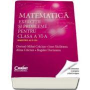 Matematica. Exercitii si probleme, culegere pentru clasa a VI-a. Semestrul al II-lea (Dorinel-Mihai Craciun)