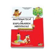 Matematica si explorarea mediului pentru clasa pregatitoare - Valentina Stefanescu Caradeanu