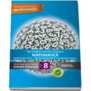 Ne pregatim pentru evaluare la Matematica. 30 de teste dupa modelul Evaluarii nationale pentru clasa a VIII-a (Daniela-Rodica Briciu)