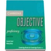 Annette Capel - Objective Proficiency Audio CDs (3) - CD Audio pentru clasa a XII-a