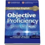Annette Capel - Objective Proficiency Presentation Plus DVD-ROM 2nd Edition - Pentru clasa a XII-a