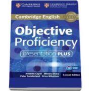 Annette Capel - Objective Proficiency Presentation Plus DVD-ROM 2nd Edition - Pentru clasa a XII-a