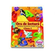 Ora de lectura, clasa a I-a. Texte literare, fise de lectura, exercitii, jocuri.