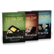 Pachet Crossfire - Atractia. Revelatia. Implinirea (3 volume) - Sylvia Day
