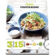 Retete vegetariene - 3 ingrediente, 15 minute
