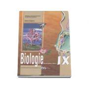 Biologie, manual pentru clasa a IX-a, Elena Hutanu