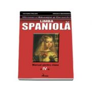 Limba spaniola. Manual pentru clasa a IV-a - Victoria Poloni