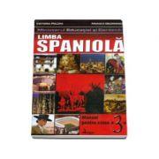 Limba spaniola. Manual pentru clasa a III-a - Victoria Poloni