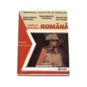 Limba si literatura romana. Manual (clasa a X-a)