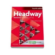 New Headway Elementary (4th Edition) Workbook with Answer Key