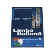 Limba italiana. Manual pentru clasa a IX-a - Limba moderna a III-a