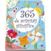 365 de activitati stiintifice si distractive - Carte de activitati