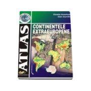 Atlas. Continentele Extraeuropene - Colectia, primul meu atlas