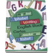Cartea primului meu alfabet - My First Alphabet Writing English Book