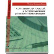 Virginia Greceanu Cocos, Contabilitatea aplicata a intreprinderilor si microintreprinderilor