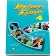 Jenny Dooley, Curs pentru limba engleza. Prime Time 4, class CDs (7 CD)
