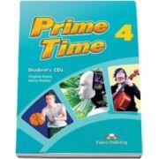 Jenny Dooley - Curs pentru limba engleza. Prime Time 4, students CDs (4 CD)