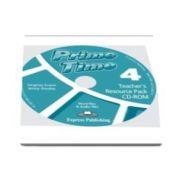 Jenny Dooley - Curs pentru limba engleza. Prime Time 4, Teachers Resource Pack CD-ROM, pentru clasa a VIII-a