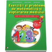 Gabriela Barbulescu, Exercitii si probleme de matematica si explorarea mediului. Caiet de lucru pentru clasa a II-a