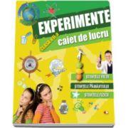 Experimente. Caiet de lucru pentru clasa a II-a - Stiintele vietii, stiintele pamantului, stiintele fizicii