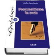 Grafologie. Personalitatea in scris (Radu Constantin)
