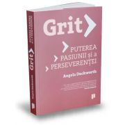 Grit - Puterea pasiunii si a perseverentei (Angela Duckworth)