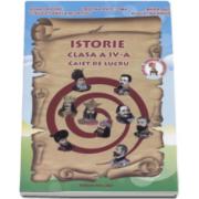 Adina Grigore - Istorie caiet de lucru, pentru clasa a IV-a