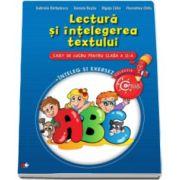 Daniela Besliu, Lectura si intelegerea textului. Caiet de lucru pentru clasa a II-a