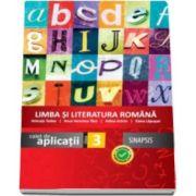 Anicuta Todea, Limba si Literatura Romana. Caiet de aplicatii pentru clasa a III-a