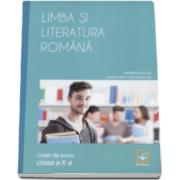 Limba si literatura romana, caiet de lucru pentru clasa a X-a (Mioara Coltea)