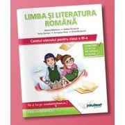 Stefan Pacearca - Limba si literatura romana, caietul elevului pentru clasa a III-a