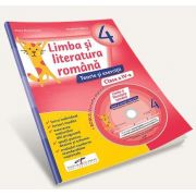 Iliana Dumitrescu, Limba si literatura romana. Teorie si exercitii, pentru clasa a IV-a. Contine manual digital pe CD