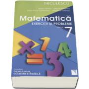 Rozica Stefan - Matematica. Exercitii si probleme pentru clasa a VII-a - Editie 2016