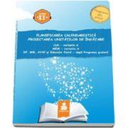Planificarea calendaristica, proiectarea unitatilor de invatare - CLR - varianta A, MEM - varianta A, DP, MM, AVAP si Educatie fizica - dupa Programa Scoalara - Clasa a II-a (Programa din 2013)