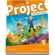 Project, Fourth Edition Level 1 - Students Book (Hutchinson Tom)