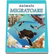 Animale migratoare - Ilustratii de Eleonora Barsotti
