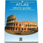 Atlas istoric scolar - Editie ilustrata color