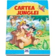 Cartea junglei - Carte de buzunar ilustrata