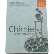 Luminita Vladescu - Chimie pentru clasa a X-a - Culegere de teste, exercitii si probleme: probleme practice - Editia a II-a