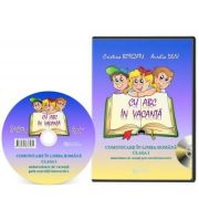 Cu ABC in vacanta. Comunicare in limba romana, pentru clasa I - Soft educational (Botezatu Cristina)