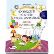 Liliana Catruna, Culegere de exercitii pentru limba romana. Jocul Cuvintelor - Pentru clasa a IV-a